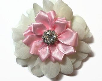 Dog collar flower, dog collar, Dog accessory, Wedding Dog Flower, Bow for Dog, Dog Bow, girl dog accessory, Dog accessories, Girl dog collar