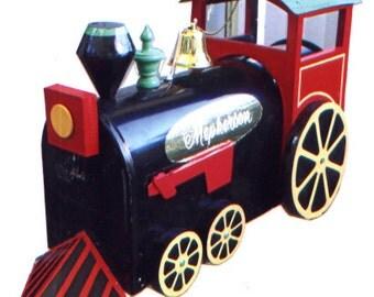 MAILBOX TRAIN