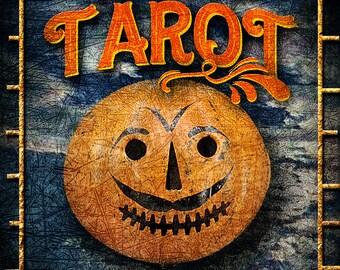 TRICK or TAROT - HALLOWEEN-themed Limited Major Arcana