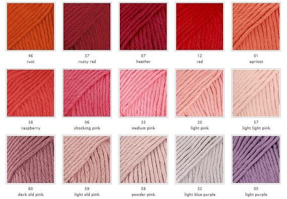 Drops Paris 100 Cotton Yarn From Abknitwear On Etsy Studio
