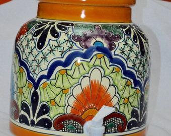 Talavera Pottery Large Water Basin