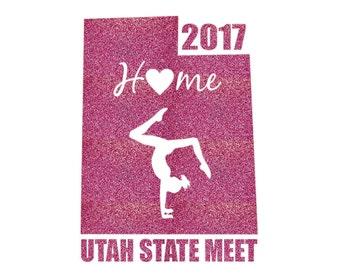 Utah State Meet CAN BE CUSTOMIZED
