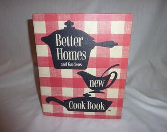 Vintage Better Homes and Gardens Cook Book