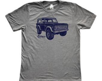 Classic Bronco Graphic T-Shirt