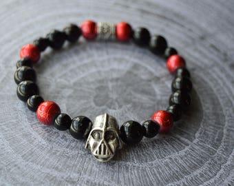 Darth Vader bracelet