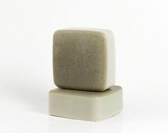Sea Clay and Juniper Shea Butter Soap, Shea Butter Soap, Handmade Soap, Bar Soap