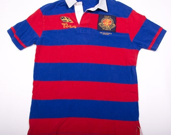 Vintage Polo by Ralph Lauren Striped 90s Polo Shirt Lolife