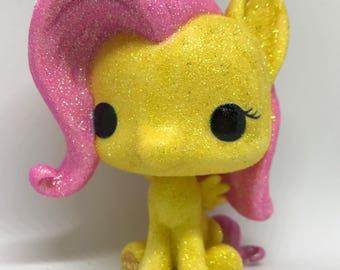 Custom Funko My Little Pony Friendship is Magic Fluttershy
