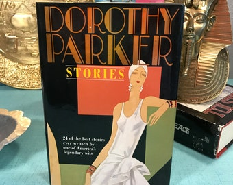 Dorothy Parker Stories, 24 of the best stories ever written by one of America's legendary wits