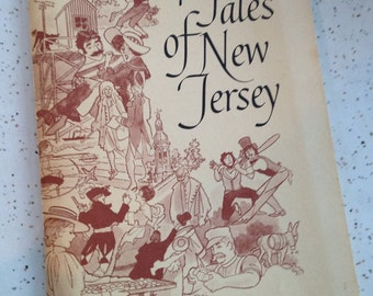 Paperback Tales from New Jersey by New Jersey Bell
