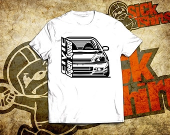 6 Gen Squad T-shirt for Honda Civic 6gen lovers and owners.