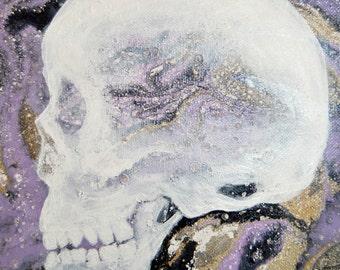 Swirled Skull