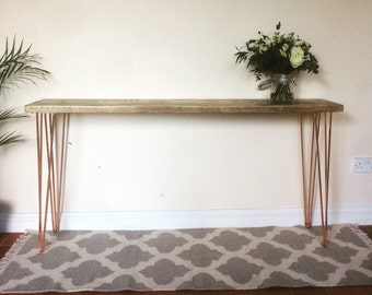 Mid century design Hall/Entry table
