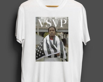 ASAP Rocky men's tshirt