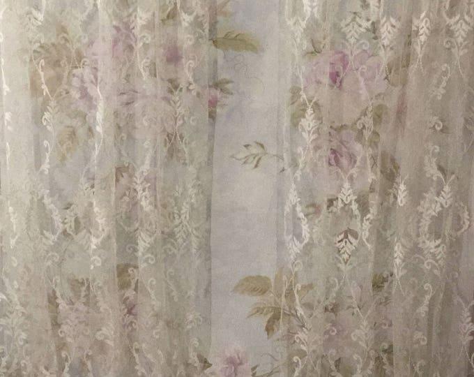 Shabby Chic Tradução curtains