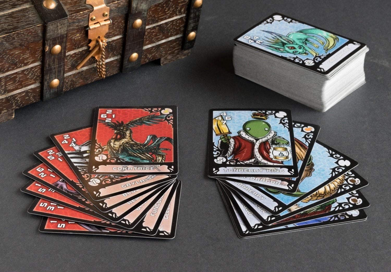 Triple Card