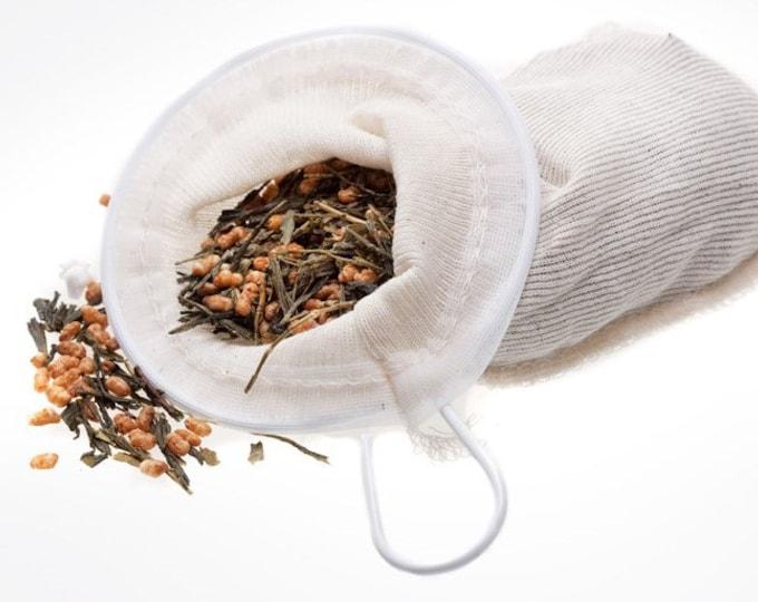 Tea Strainer Filter Sock For Teapot Steeping