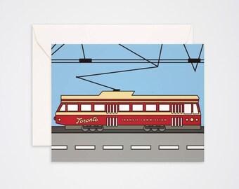 Spadina 77 Post Card
