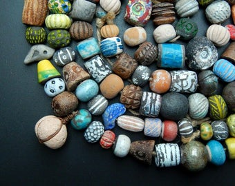 Goods for needlework, a set for creativity, a set for needlework, a set for creativity, set of ceramic beads