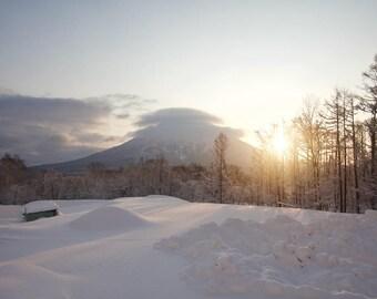 Mt. Yotei, Hokkaido, Japan