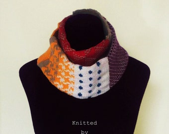 Scarf woven with merino 100% in various colors.