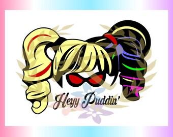 Heyy Puddin' Harley Quinn