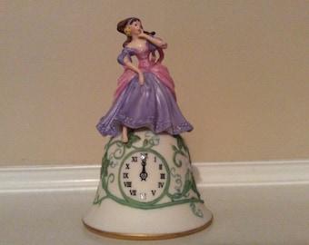 Trina Hyman's Cinderella Bell, Franklin Mint.