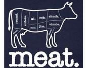moe. Meat Lot Shirt | Men's