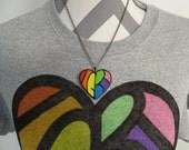 LGBT Necklace - Hidden Me...