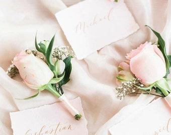Pink Blush sheer silk table runner, bridal sash , hand-dyed sheer silk fabric , bridal  bouquet, pink silk, blush silk, silk gauze