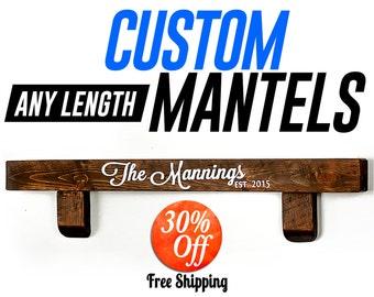 fireplace decor.fireplace mantel decor.fireplace mantel.fireplace mantle.reclaimed wood mantel.fireplace mantel.shelf mantel(6in Mantel)
