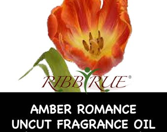 Pure Amber Romance Uncut Fragrance Oil - FREE SHIPPING SHIP