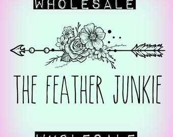 Wholesale Purchase for The Feather Junkie