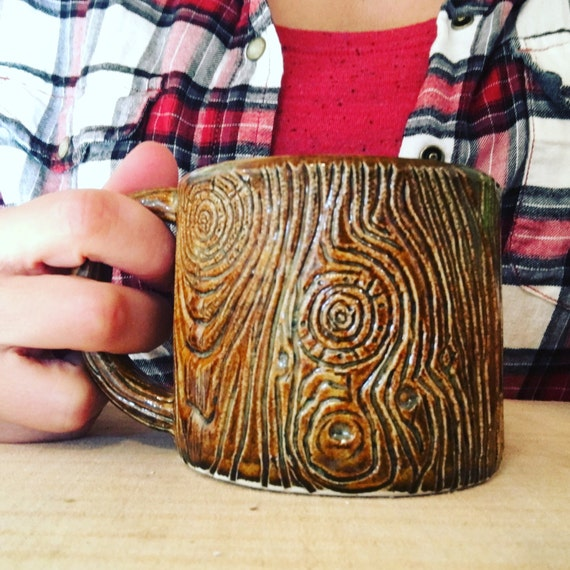 Morning Wood Mug, for all your Lumbersexual needs