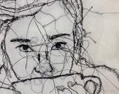 Custom Stitched Portraits!