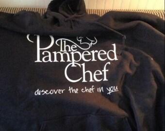 Pampered chef sweatshirt