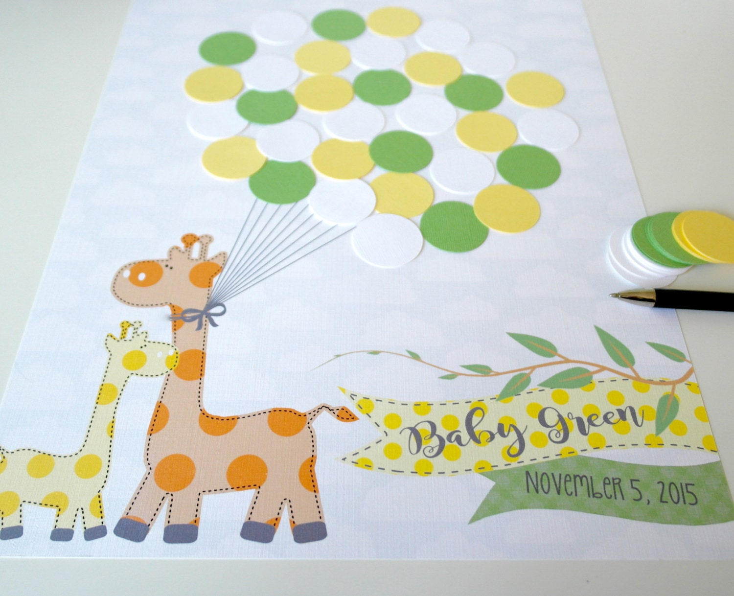 jungle animals baby shower decorations jungle by sweetieandroo