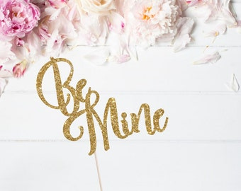 Cheers Cake Topper Gold Glitter Cheers Cake Topper New Years