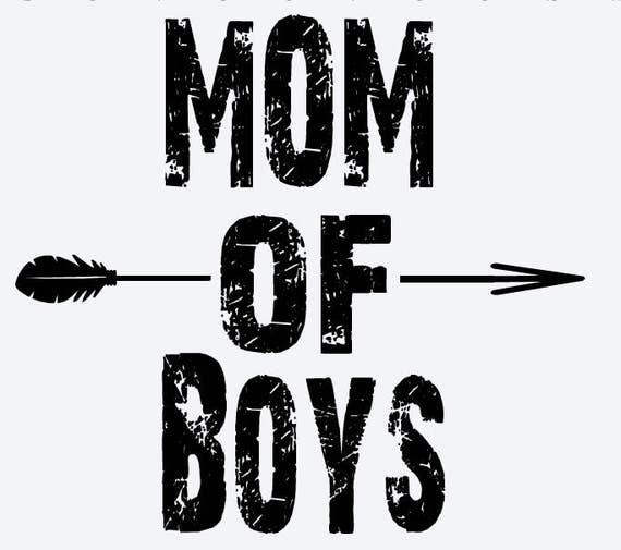 Mom Of Boys Quotes: Mom Of Boys Boy Mom Shirt Mom Quote Boy Mom Quote