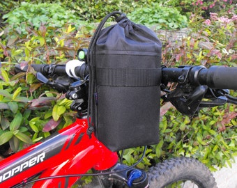 Bikepacking Handlebar Snack bag / Feed Bag