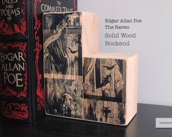 Literary Bookend: The Raven by Edgar Allan Poe