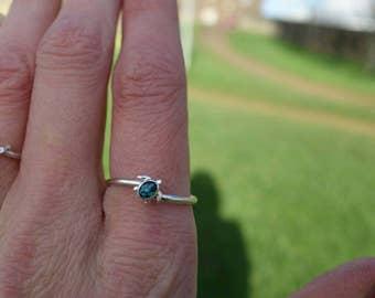 Turquoise Turtle Ring - Ocean Jewellery by Sophie Jade Jewellery