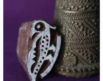 110# Woodblock printing, handmade stamp