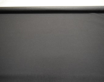 "Black 1000D Cordura Nylon Urethane Coated Fabric 58"" Wide By The Yard 36"" Long"