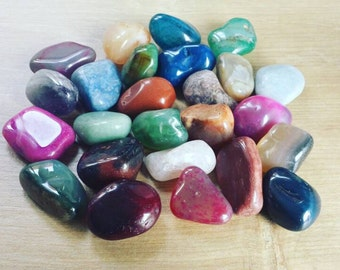 50% off ~ Crystal Tumblestones Pick n Mix