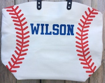 Baseball Mom Tote, personalized mom Baseball Tote, ON SALE!, Baseball Purse, Baseball Mom Bag, Baseball Tote Bag, Baseball Mom Purse