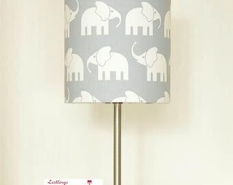 Table lamp - Elephants