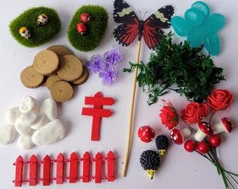 Fairy Garden Kits   Fairy Garden Accessories   Miniature Garden Kits
