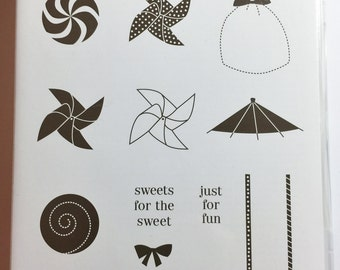 Stampin Up Sweets for the Sweet