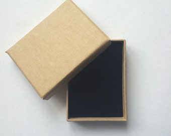 FIVE Kraft Jewellery Gift Boxes